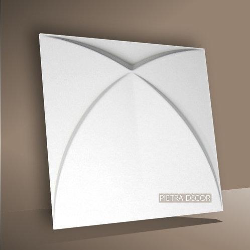 Панель 3D Милли 500х500 мм