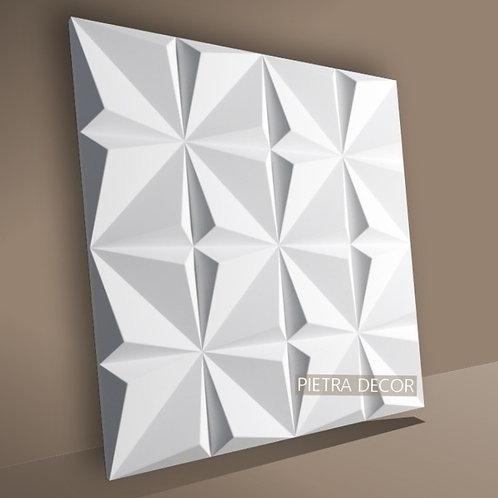 Панель 3D Слайс 500х500 мм
