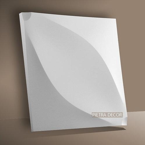 Панель 3D Стар 500х500 мм