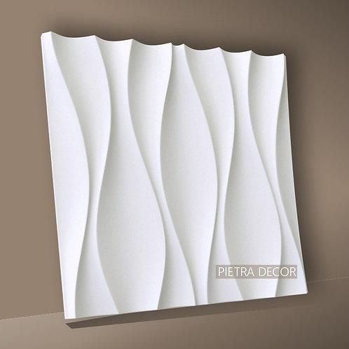 Панель 3D Афелия 500х500 мм