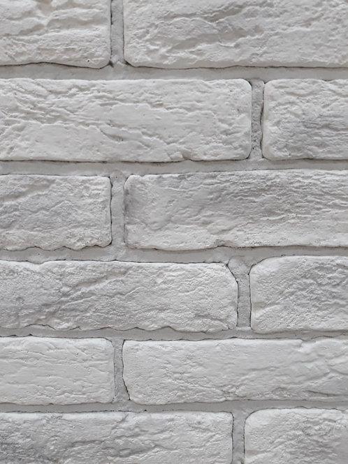 Кирпич Antica белый с тонированием