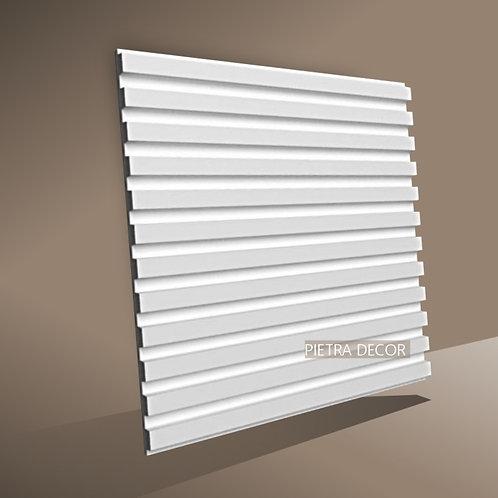 Панель 3D BAND 500х500 мм