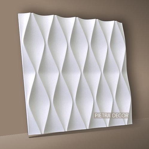 Панель 3D Глобула 500х500 мм