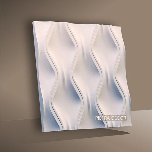 Панель 3D Воллс 500х500 мм
