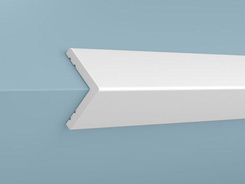 Угол  AX002, 18*18мм, экополимер