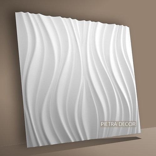Панель 3D Валькирия 500х500 мм