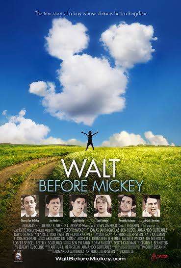 "Thomas Niclas ""Walt Before Mickey"""