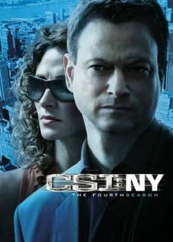 """CSI_NY,_""""Art Attack"""" Episode."""