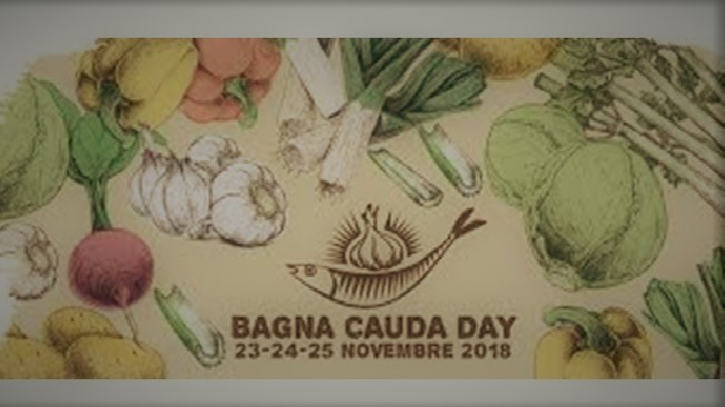 BAGNA CAUDA DAY 2018