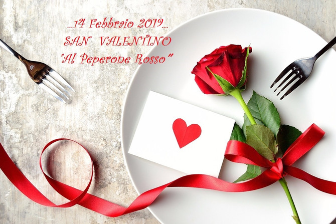 14 Febbraio 2019....SAN VALENTINO