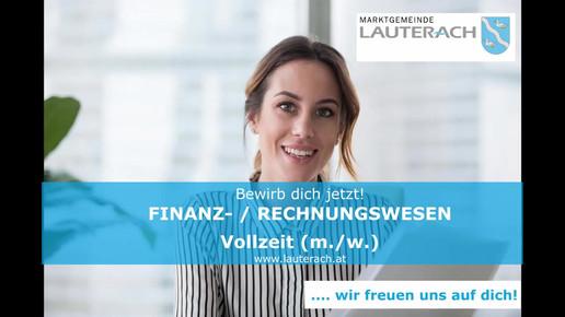 Jobchance in Lauterach