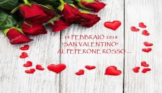 ...14 Febbraio 2018...SAN VALENTINO!!!