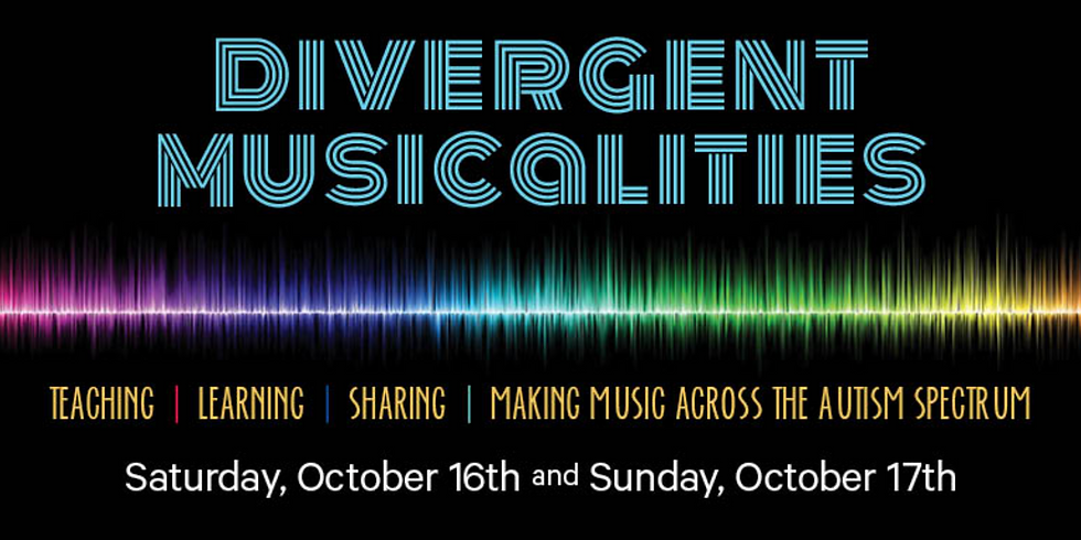 Divergent Musicalities: Teaching, Learning, Sharing and Making Music Across the Autism Spectrum