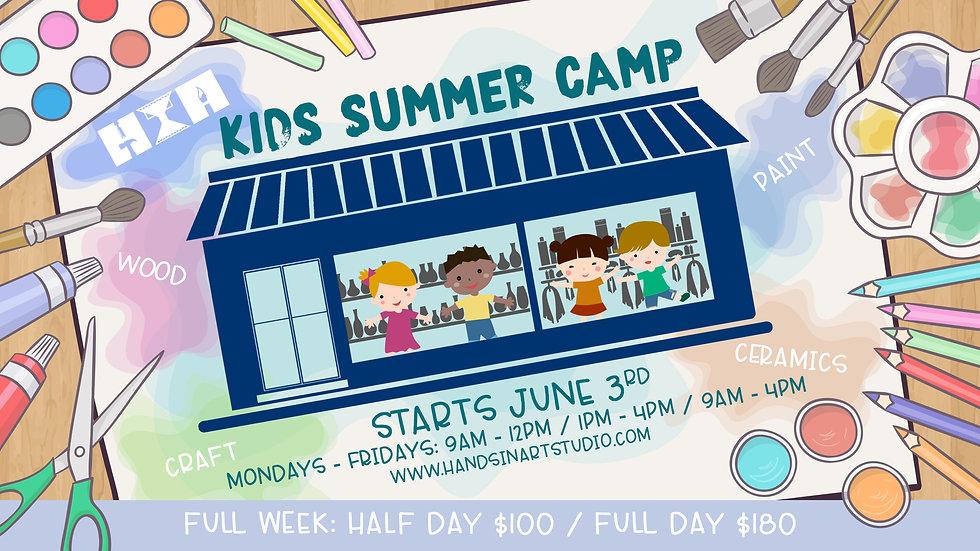 Summer 2019 Art Camp