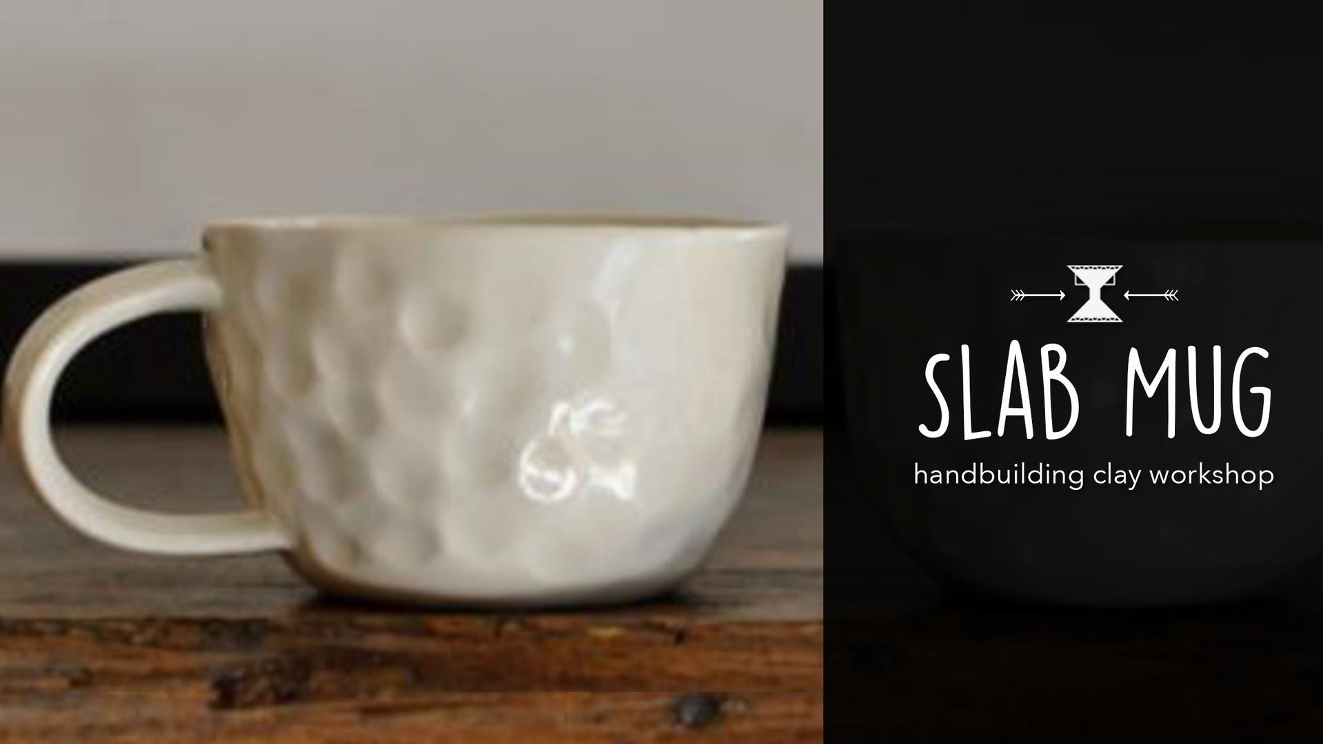 Slab Tea Cup