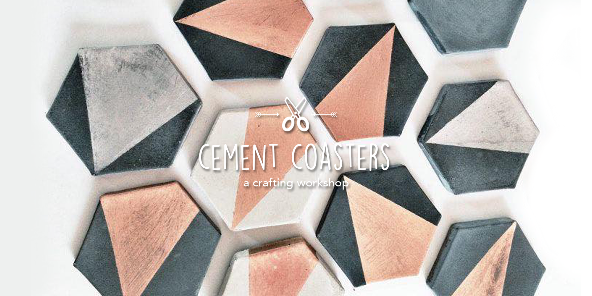 Cement Coaster.