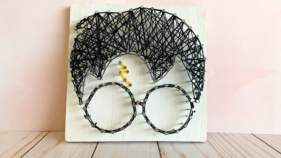 String Art Kit - Harry Potter