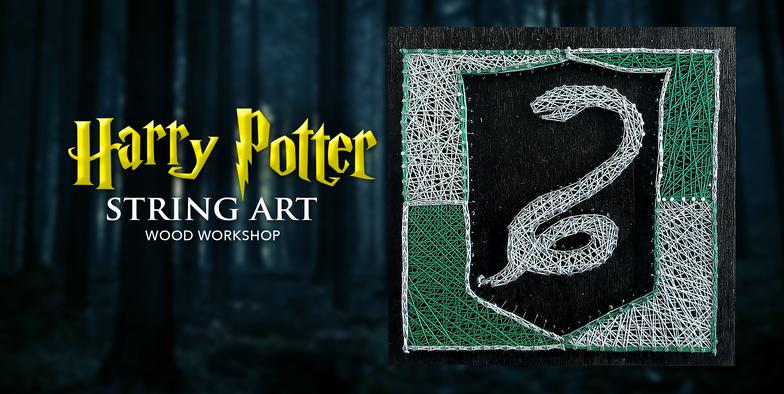 Harry Potter String Art Workshop