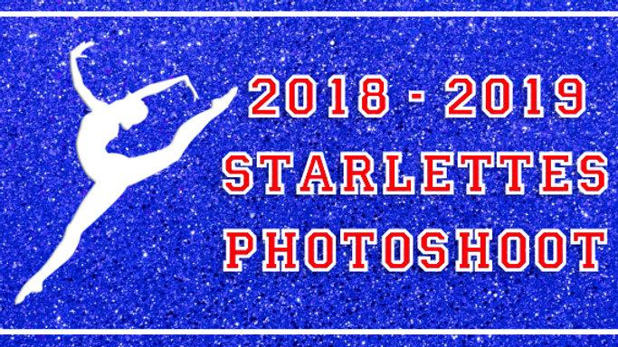 Starlettes Photoshoot