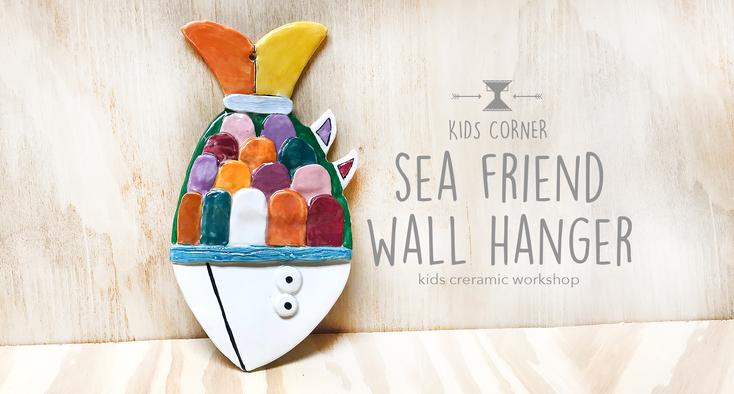 Sea Friend Wall Hanger