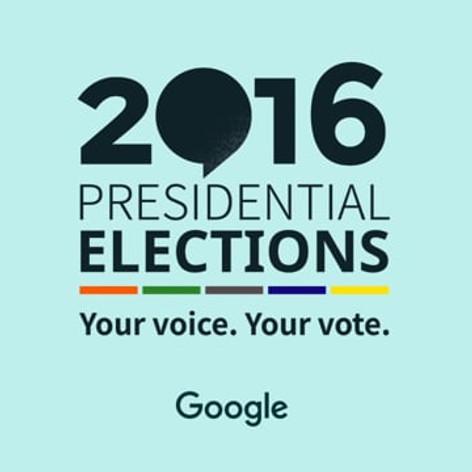 Google Taiwan Election 2016