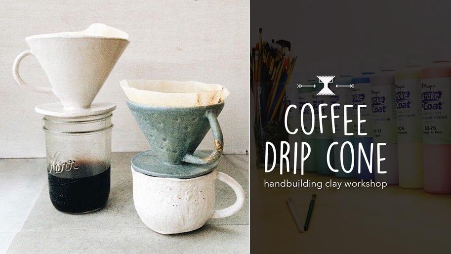Coffee Drip Mug