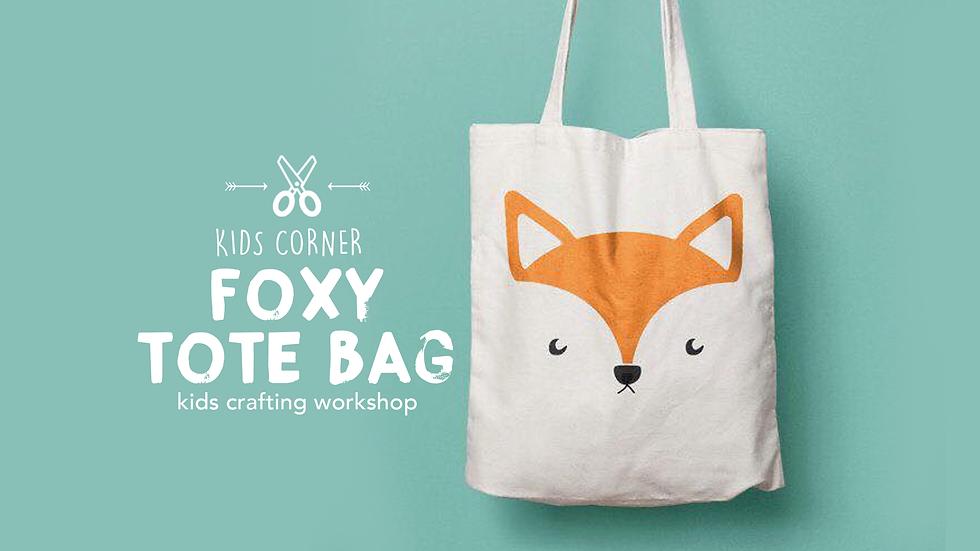 Foxy Tote
