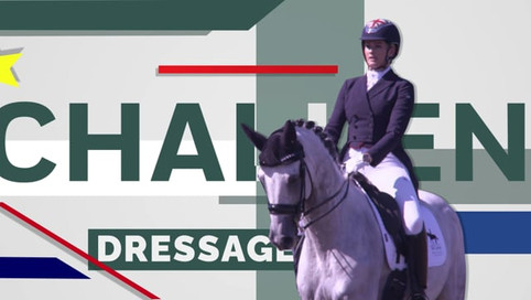 Rotterdam Hickstead dressage challange