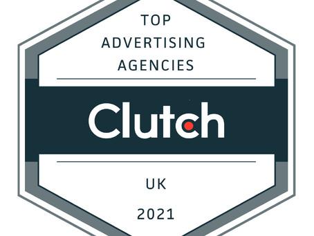 Clutch Award!