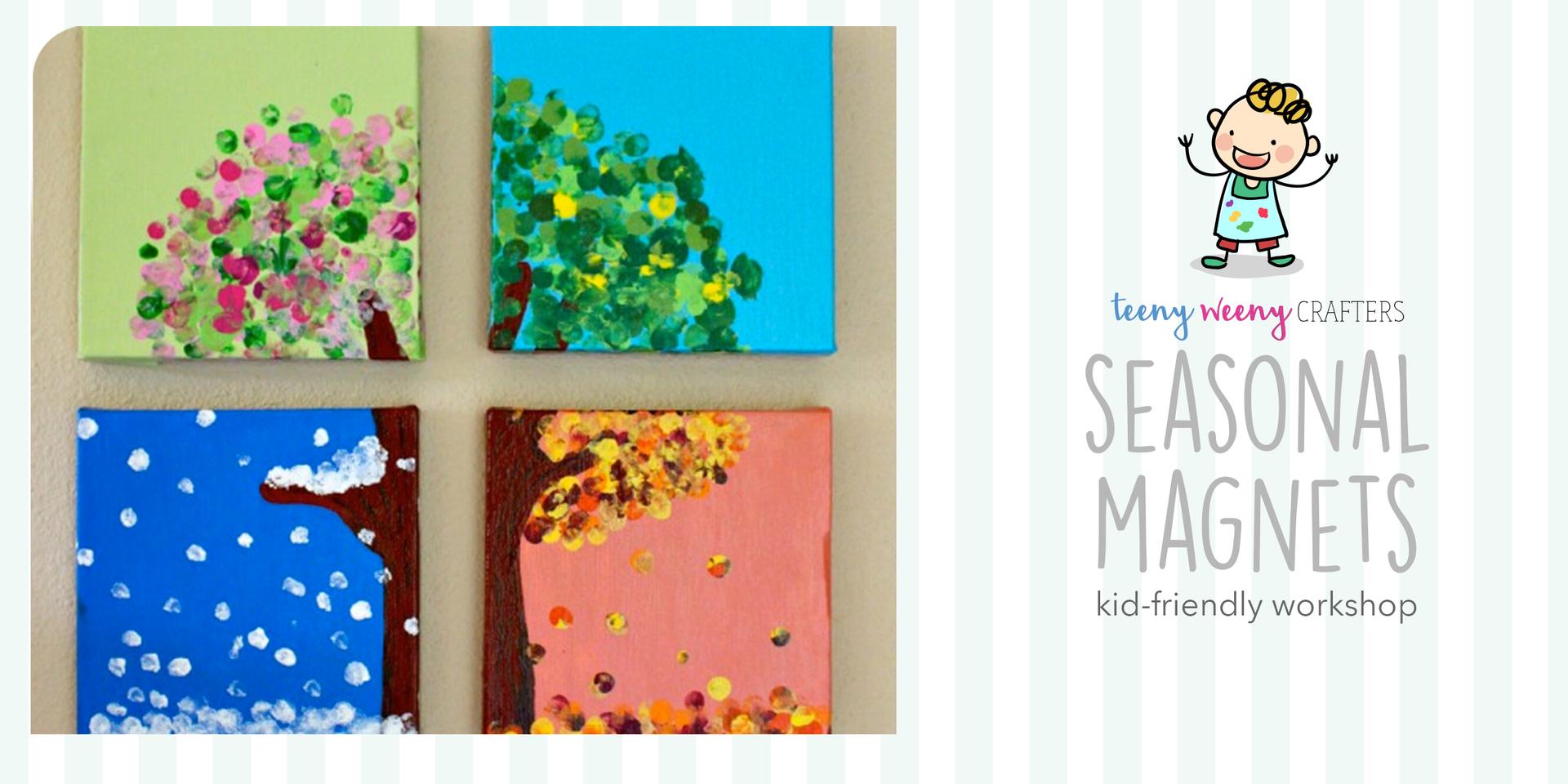 Seasonal Magnets