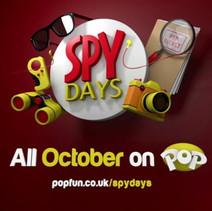 POP TV Spy Days Channel Ident