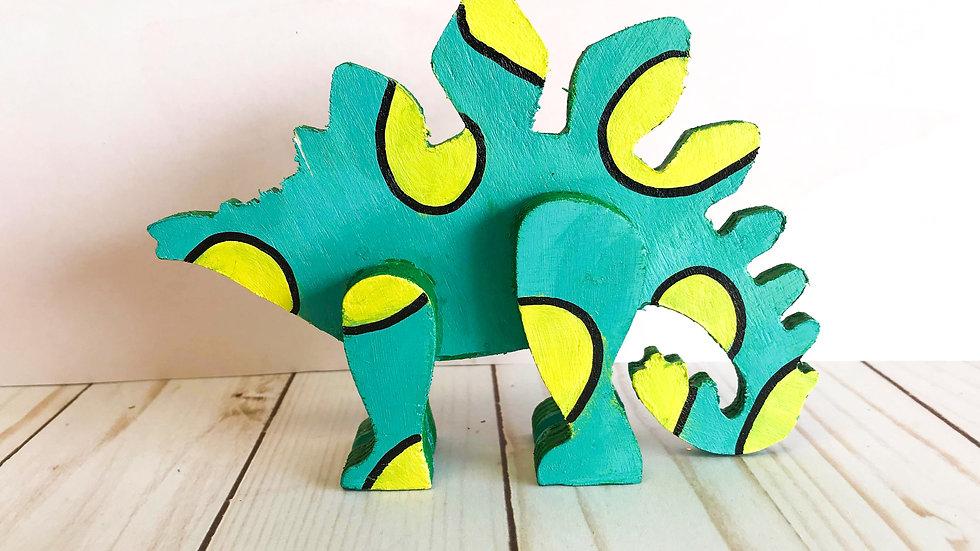 Mini Art Kit - Dinosaur