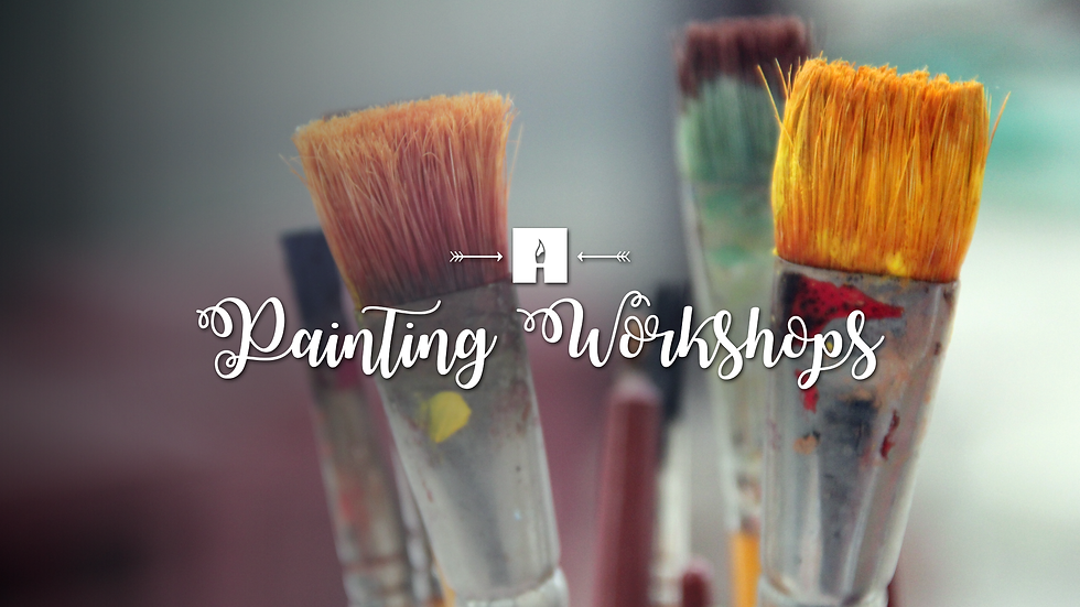 Walk-in | Painting Workshops
