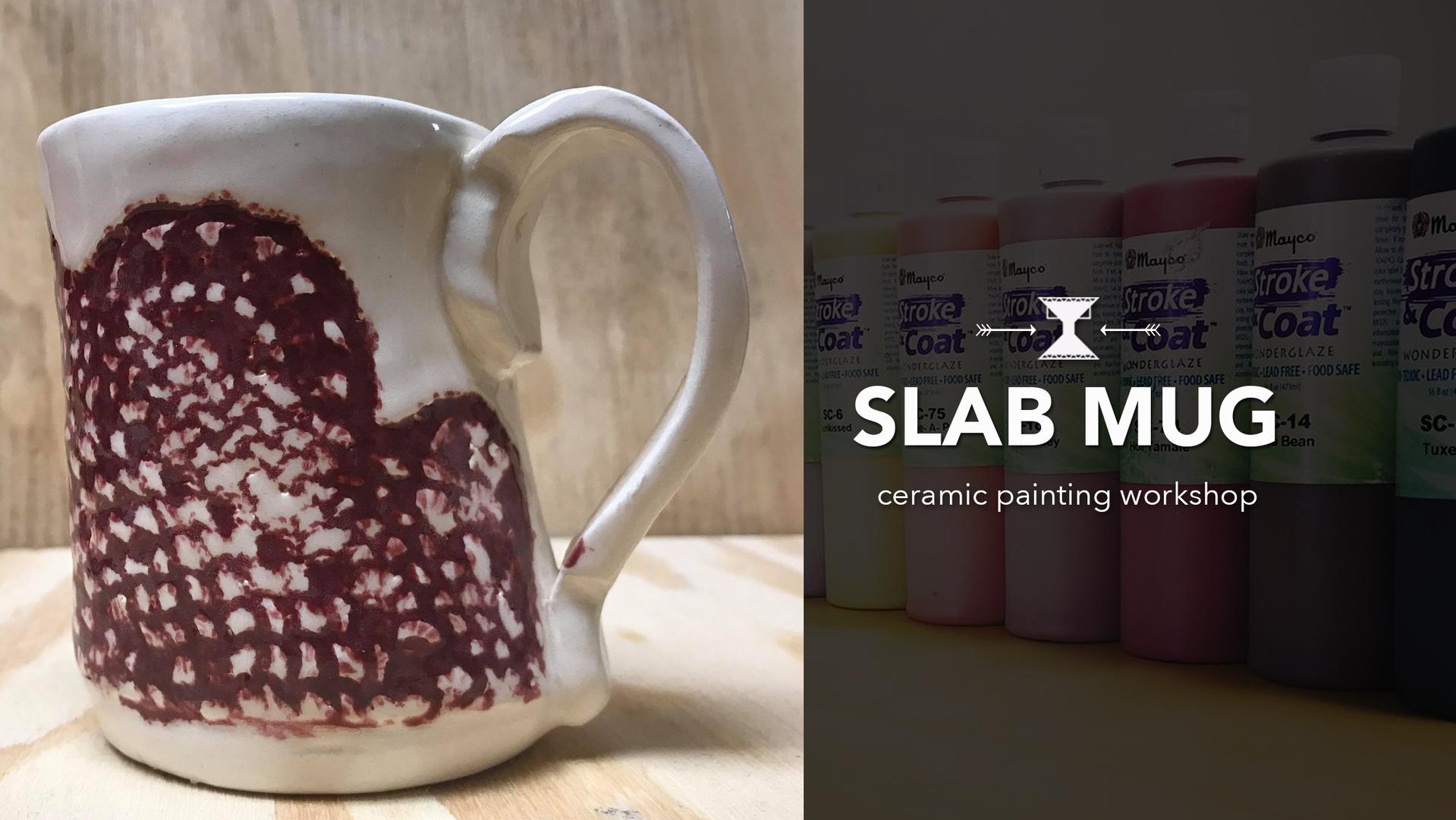 Slab Mug