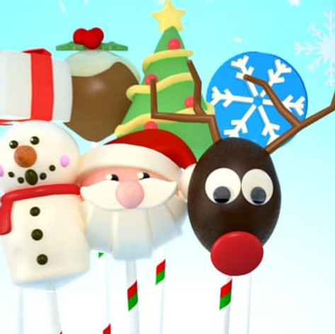 Tiny Pop TV Christmas Ident