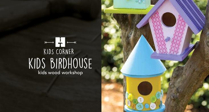 Kids Birdhouse