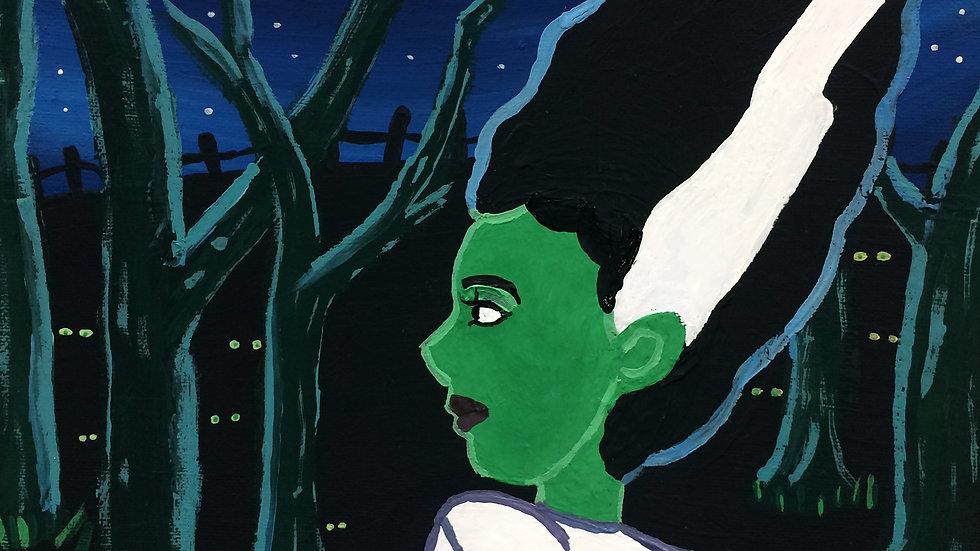 Bride of Frankenstein | October 10 | 6pm