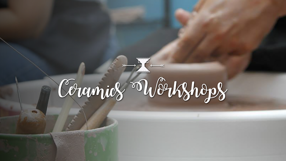 Walk-in | Ceramic Workshops