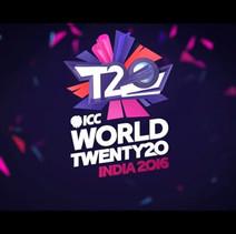 ICC World Twenty20 Cricket India 2016