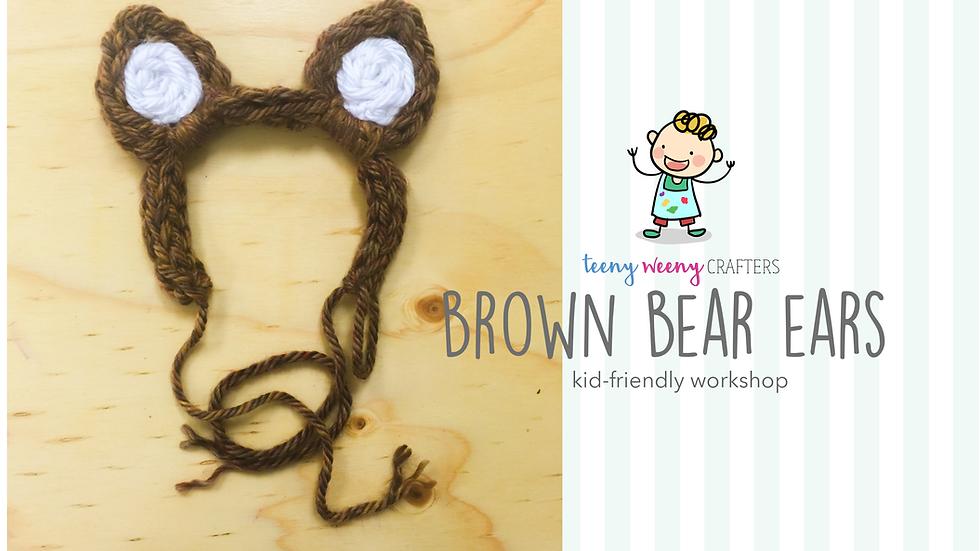 Brown Bear, Brown Bear | January 21
