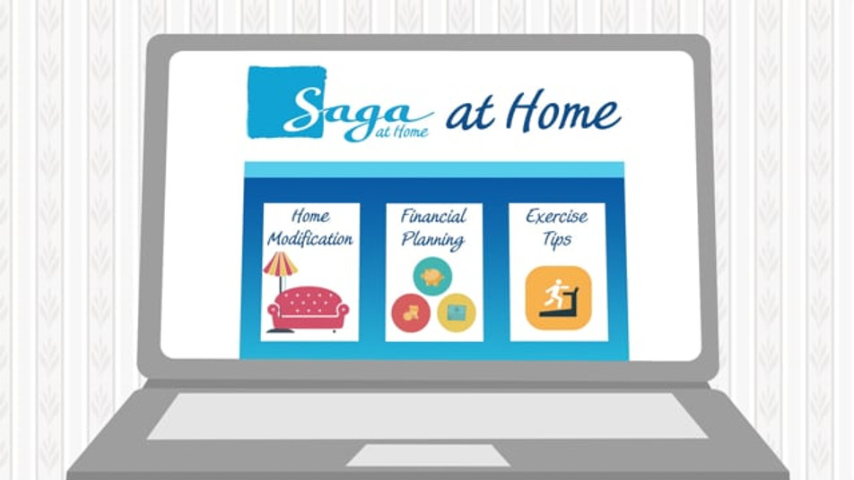 Saga at Home