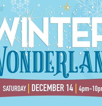 Winter Wonderland - December 14th