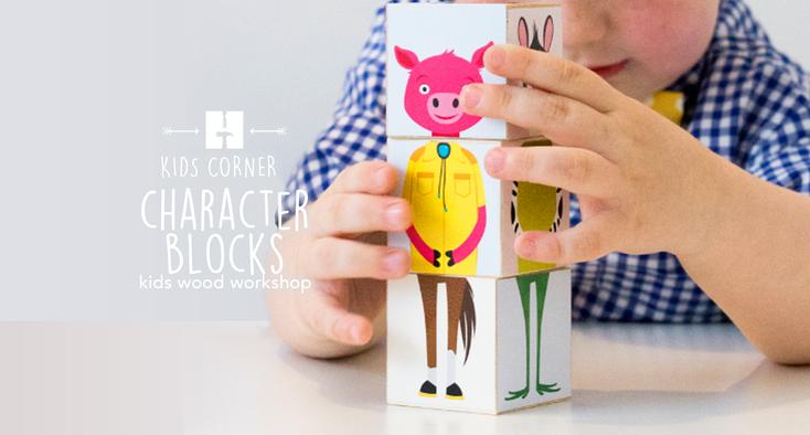 Character Blocks