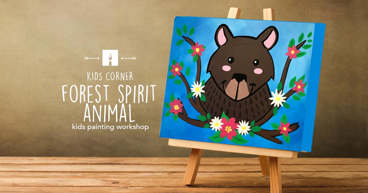 Forest Spirit Animal