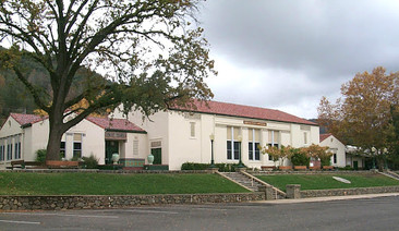 Mariposa High School (one of the oldest in the country)