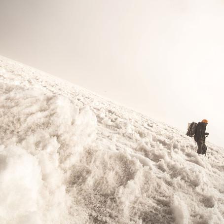 Cómo estudiar (y para qué) el glaciar norte a 5.350 metros