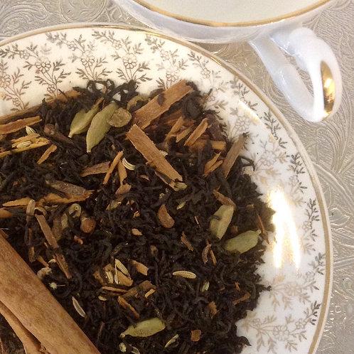 'Black Chai' Tea