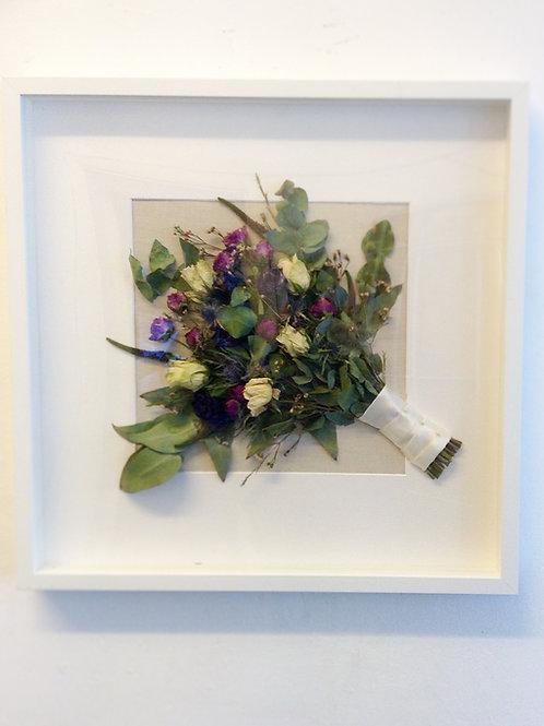 Large Flower Frame