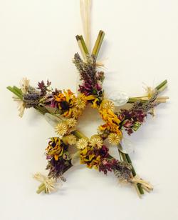 star wreath 1