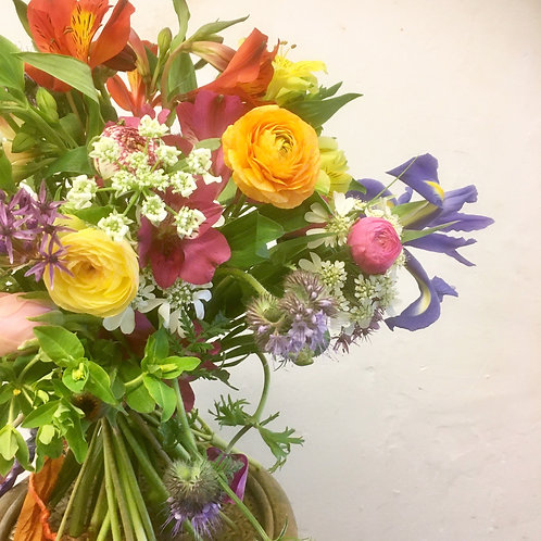 'A Year of Flowers' subscription